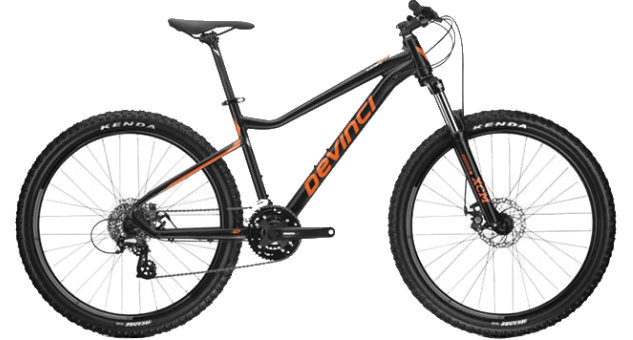 devinci 2020 blackbird altus 24sp mountain bike mountain