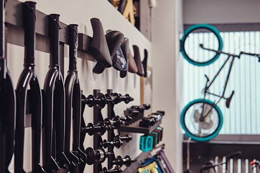 product example 12 bike parts